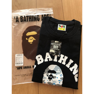 A BATHING APE - A BATHING APE tee