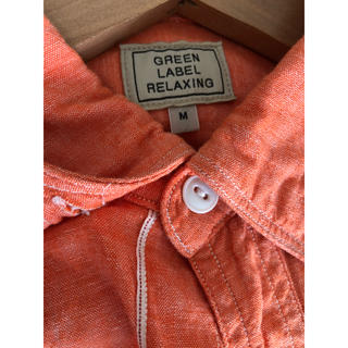 グリーンレーベルリラクシング(green label relaxing)のユナイテッドアローズ GREEN LABEL RELAXING シャツ(シャツ)