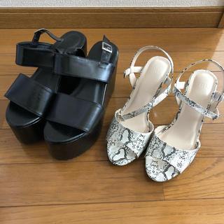 グレイル(GRL)の靴 レディース(ハイヒール/パンプス)