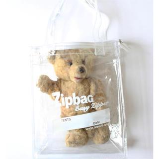 ロキエ(Lochie)の🎀 Zipbag クリアバック (ハンドバッグ)
