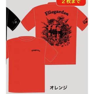 エルレガーデン 宝箱Tシャツ オレンジ(Tシャツ/カットソー(半袖/袖なし))