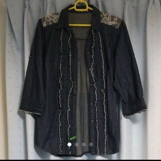 アクシーズファム(axes femme)の183アクシーズシャツ(シャツ/ブラウス(長袖/七分))