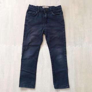 ザラキッズ(ZARA KIDS)のZARA 110 キッズ ボーイ 紺色長ズボン(パンツ/スパッツ)
