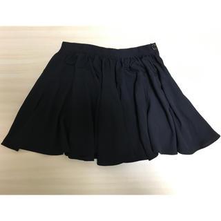 ページボーイ(PAGEBOY)のPAGE BOY スカート(ショート丈) ブラック(ミニスカート)