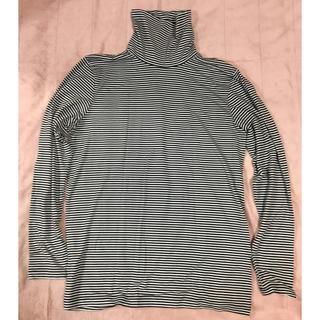 ジーユー(GU)のGU タートル Tシャツ(Tシャツ(長袖/七分))