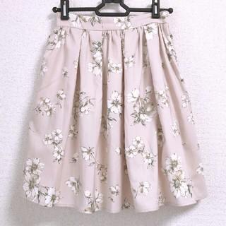 evelyn - アンミール 花柄スカート