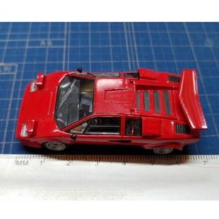 ランボルギーニ(Lamborghini)のスーパーカーコレクション ザ 1st ランボルギーニ(ミニカー)