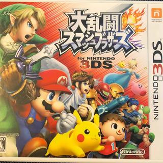 ニンテンドー3DS - 大乱闘スマッシュブラザーズ for Nintendo 3DS 3DS