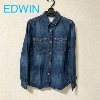 EDWIN - デニムシャツ EDWIN