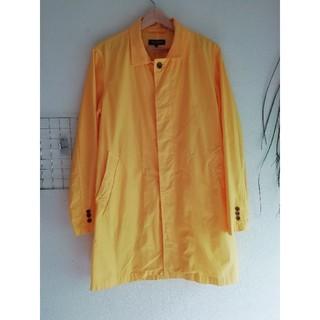 ジャーナルスタンダード(JOURNAL STANDARD)のジャーナルスタンダード ショップコート ステンカラーコート 日本製 黄色(ステンカラーコート)