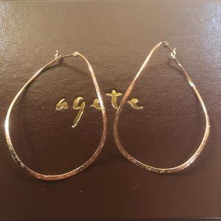 agete - K10ピアス 10172112124