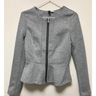 H&M - スウェットジャケット