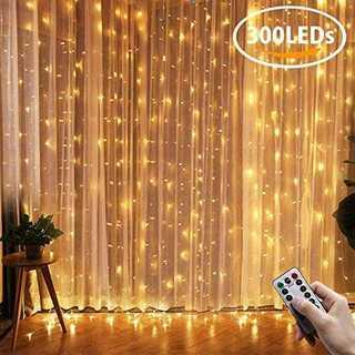3mx3mKodi LED カーテンライト イルミネーションライト ストリングス