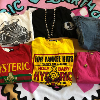 HYSTERIC MINI - 120.130.140セット