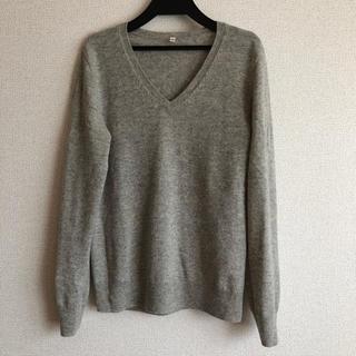 MUJI (無印良品) - カシミヤ セーター 無印