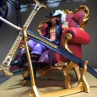 ✨激レア☆大迫力‼️✨【おまけ付き】王下七武海  剣豪 ジュラキュール・ミホーク