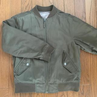 GU - GU MA-1風 キッズジャケット size150
