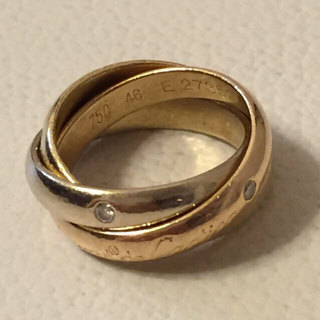 カルティエ(Cartier)のカルティエ トリニティ150周年限定品 (リング(指輪))