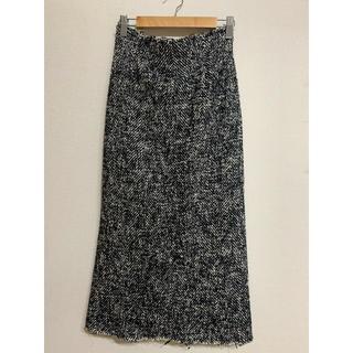Plage - ツイードタイトスカート