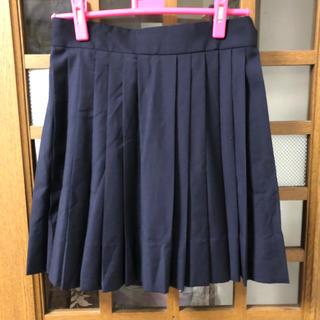制服スカート 濃紺