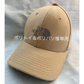 THE NORTH FACE -  THE NORTH FACE(ザ・ノースフェイス)   TNFロゴキャップ
