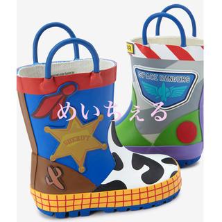 トイ・ストーリー - 【新品】マルチ Toy Story 長靴(ヤンガー)17cm