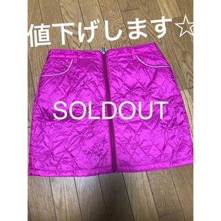 adidas - アディダスゴルフ 防風スカート