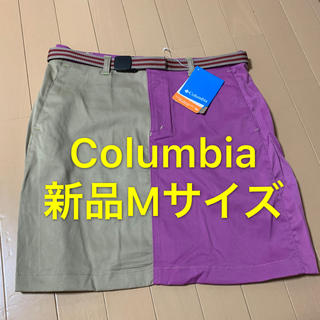 Columbia - 処分価格 新品M Columbiaアルゴンヌスカート Women's
