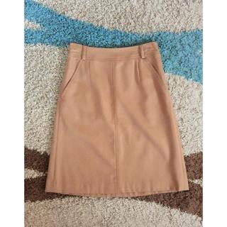 ナチュラルビューティーベーシック(NATURAL BEAUTY BASIC)のナチュラルビューティベーシック スカート(ひざ丈スカート)