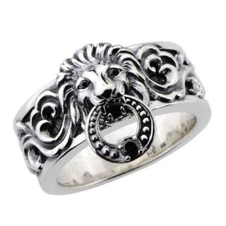 ジャスティンデイビス(Justin Davis)のJustinDavis Lion Keeper Ring(リング(指輪))