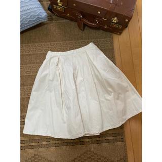 アングリッド(Ungrid)のアングリッド 膝丈スカート(ひざ丈スカート)