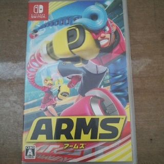 Nintendo Switch - 【送料無料】値下げ!ARMS アームズ