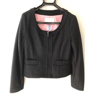 PROPORTION BODY DRESSING - ノーカラージャケット