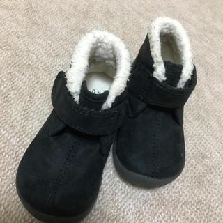 ムジルシリョウヒン(MUJI (無印良品))の無印良品 ベビーシューズ 14センチ(ブーツ)