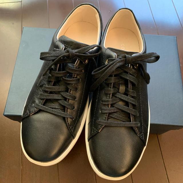 Cole Haan(コールハーン)のコールハーン レザースニーカー レディースの靴/シューズ(スニーカー)の商品写真