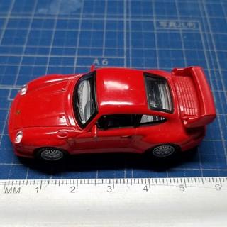 ポルシェ(Porsche)の1/72 ポルシェ911GT(ミニカー)