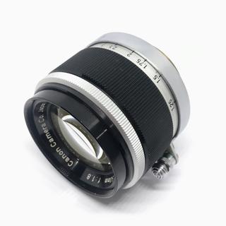 Canon - Canon キヤノン レンズ 50㎜ f 1.8 L 39 マウント