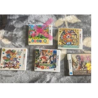 【3DS&DS】ゲームソフトいろいろ☆(携帯用ゲームソフト)