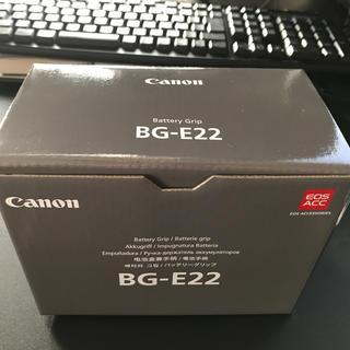 Canon - キヤノン EOS R用バッテリーグリップ BG-E 22