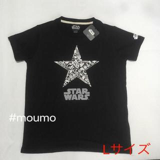 Disney - ⚫️値下不可⚫️Disney STAR WARS Tシャツ ブラック×ホワイト