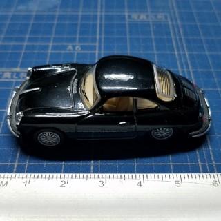 ポルシェ(Porsche)の1/72 ポルシェ356 ブラック(ミニカー)