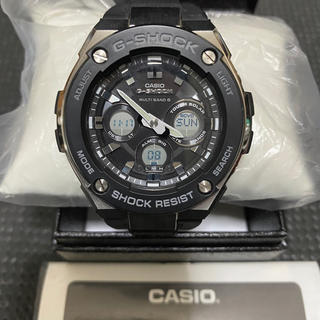 G-SHOCK - CASIO G-SHOCK 腕時計  GST - W300 -1AJF  美品