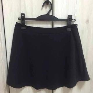ディーホリック(dholic)のミニスカート ブラック(ミニスカート)