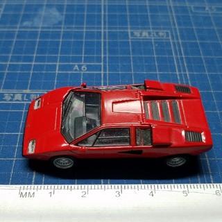 ランボルギーニ(Lamborghini)の1/72 ランボルギーニカウンタックLP400(ミニカー)