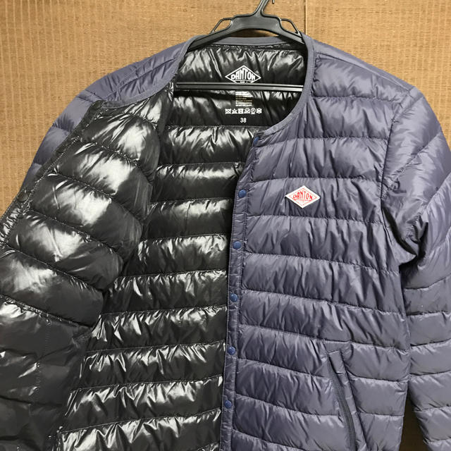 DANTON(ダントン)のダントン インナーダウンジャケット メンズのジャケット/アウター(ダウンジャケット)の商品写真