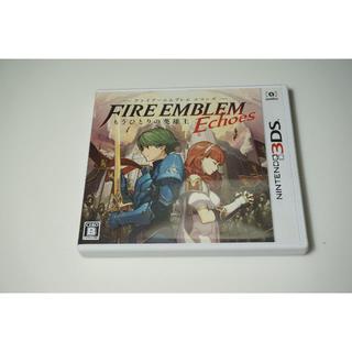 ニンテンドー3DS - 3DS用 ファイアーエムブレム エコーズ もうひとりの英雄王 (中古)