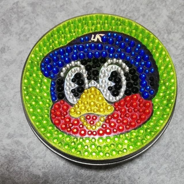 東京ヤクルトスワローズ(トウキョウヤクルトスワローズ)のひろ様専用 つば九郎 缶ケース スポーツ/アウトドアの野球(記念品/関連グッズ)の商品写真