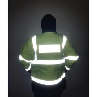 ヨウジヤマモト(Yohji Yamamoto)のdead stock ビンテージ イギリス警察 リフレクター ナイロンジャケット(ナイロンジャケット)