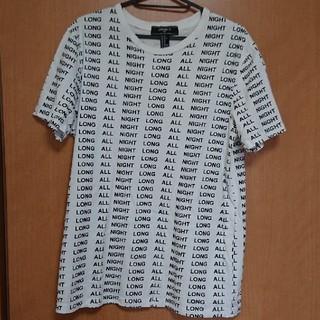 フォーエバートゥエンティーワン(FOREVER 21)のFOREVER21 Tシャツ(Tシャツ/カットソー(半袖/袖なし))