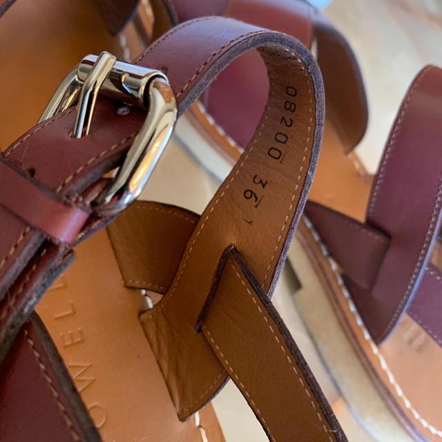 MARGARET HOWELL(マーガレットハウエル)のマーガレット・ハウエル MARGARET HOWELL レディースの靴/シューズ(サンダル)の商品写真